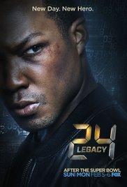 24: Legacy Temporada 1 audio español