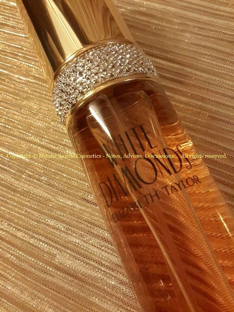 WHITE DIAMONDS by ELIZABETH TAYLOR PERSONAL PERFUME REVIEW AND PHOTOS NATALIE BEAUTE