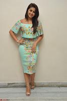 Nikki Galrani in Cute Dress Dress At Marakathamani Success Meet ~  Exclusive 023.JPG