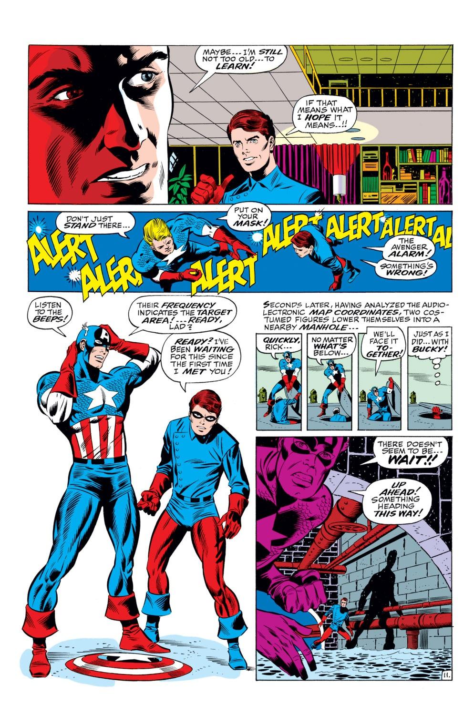 Read online Captain America (1968) comic -  Issue #110 - 12