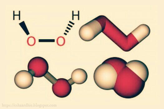 Amankah Membersihkan Luka Dengan Antiseptik..? (Hydrogen Peroxide vs Blood)