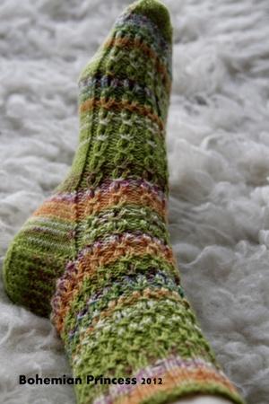 f04f4f3a4 Colour makes people!: Se min sokk!