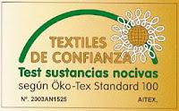 Certificación etiqueta Öko-Tex