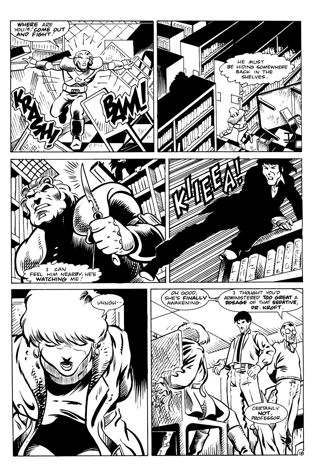 Eagle issue 14 - Page 20