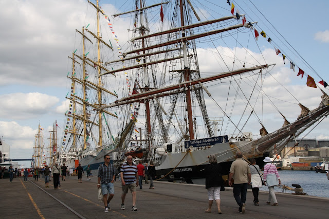 georg stage tall ship