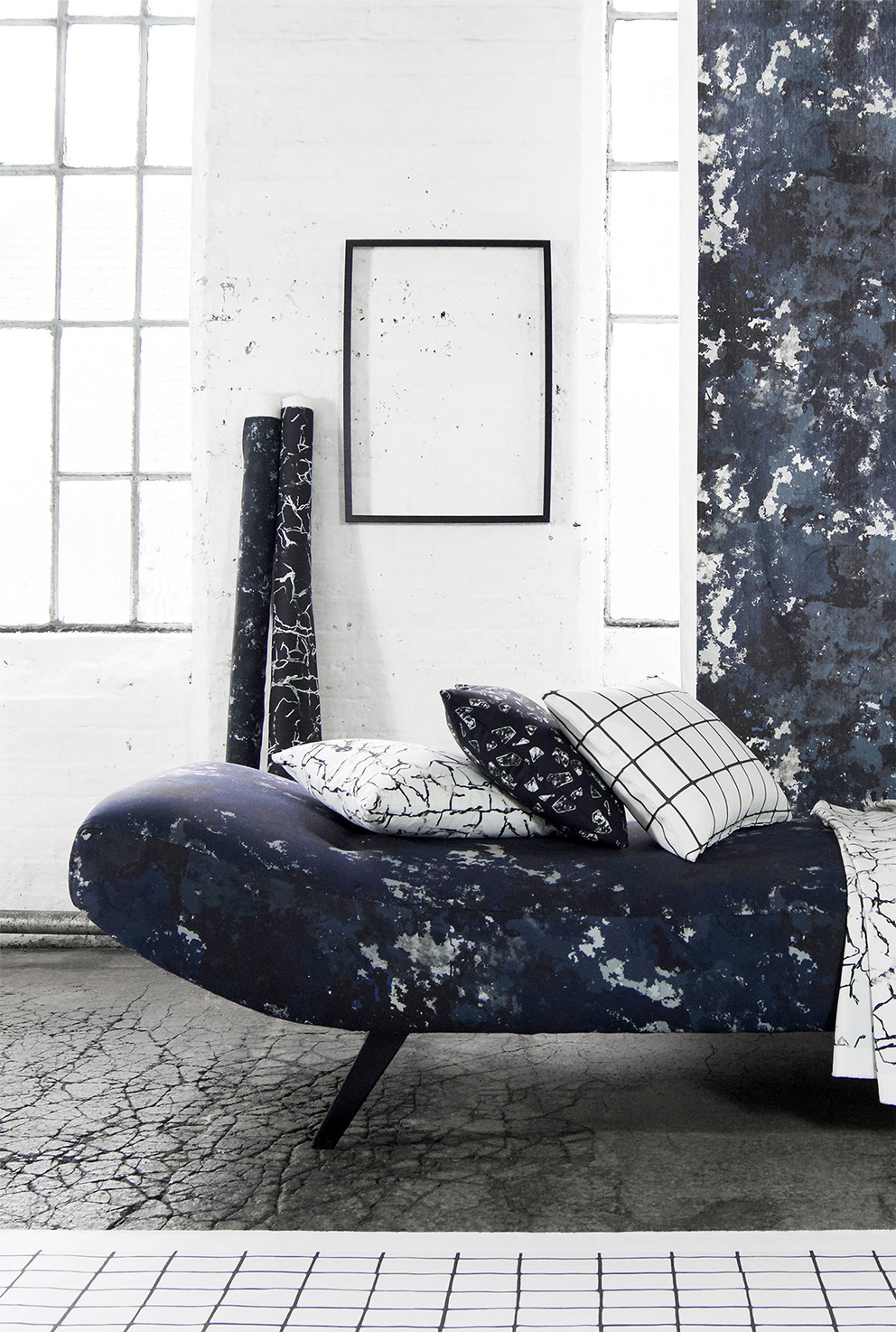 French For Pineapple Blog - Florrie + Bill The Studio Collection Chaise in Factory setting