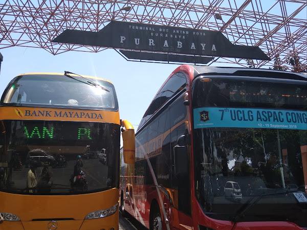 Mencoba Rute Baru Suroboyo Bus