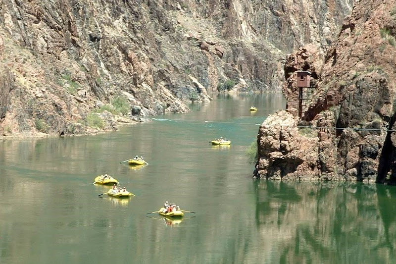 Grand Canyon River Rafting Things to Do at the Grand Canyon
