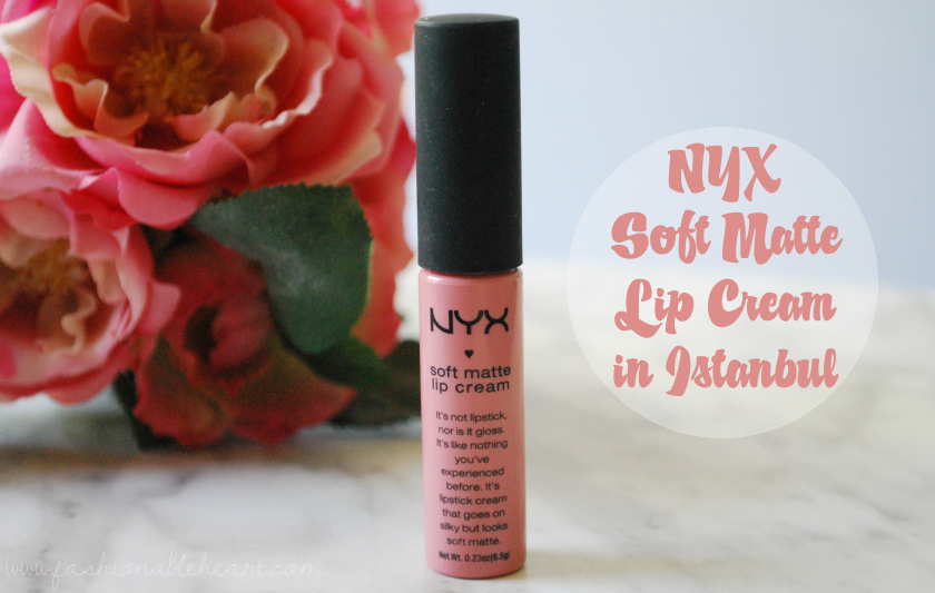 nyx soft matte lip cream istanbul bbloggers bbloggersca product review swatches