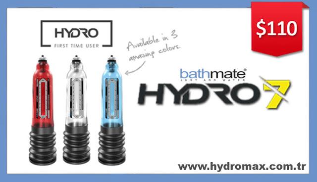 Bathmate Hydro 7 orginal penis pump.