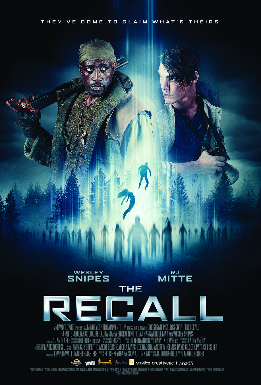 The Recall (2017) Movie Download In 300MB – Worldfree4u