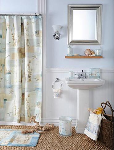 EZ Decorating KnowHow Bathroom Designs  The Nautical