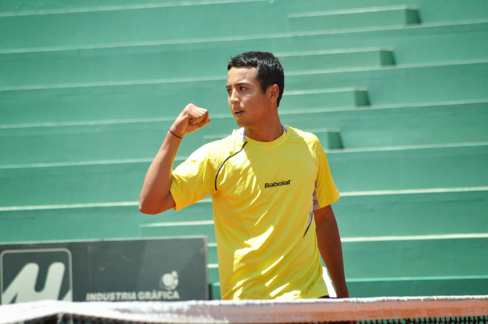 hugo dellien - photo #26