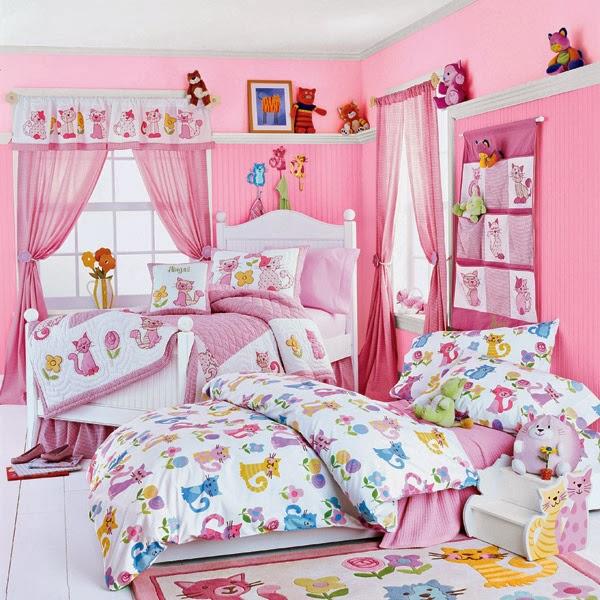 غرف نوم اطفال