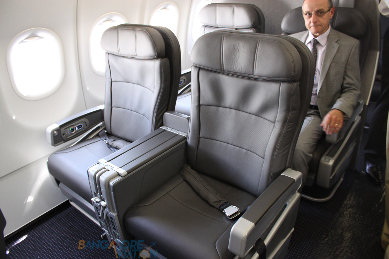 Photos And Videos American Airlines Receives First Airbus
