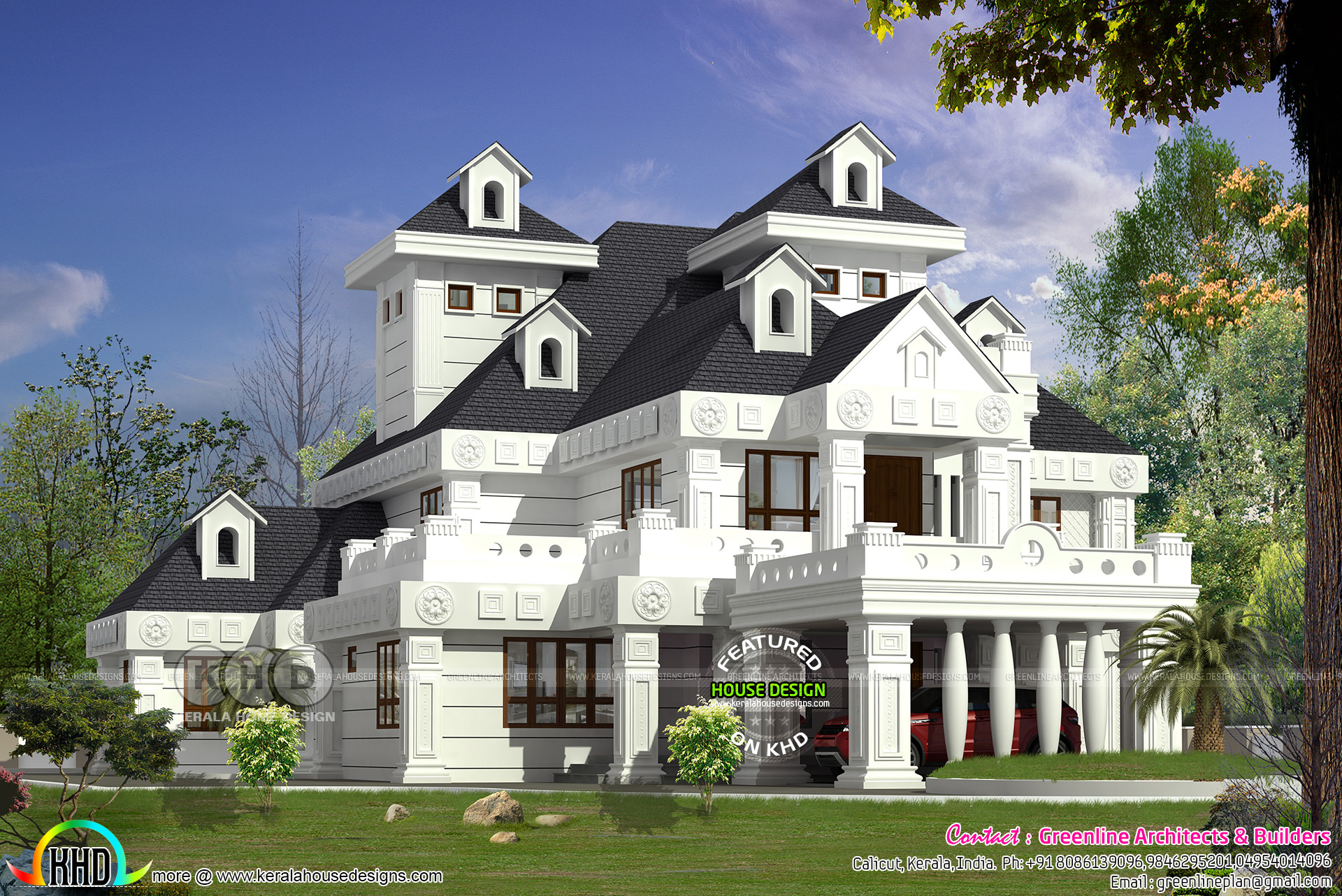 Kerala Home Design Software Ms 100 Images 3d Home