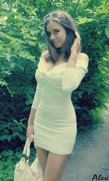 Russian model girl pic, cute Russian model pic