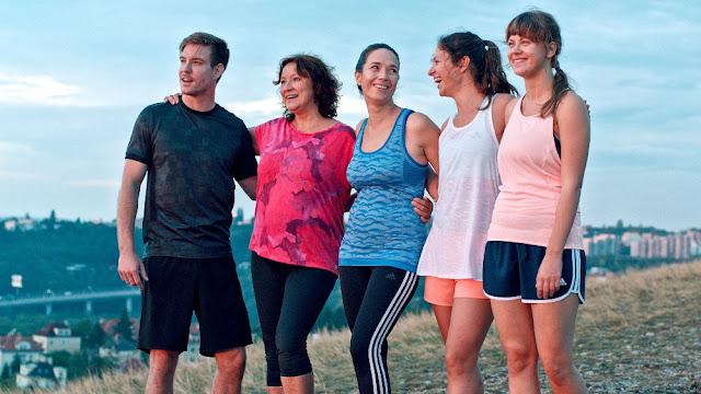 Ženy v běhu – Recenze