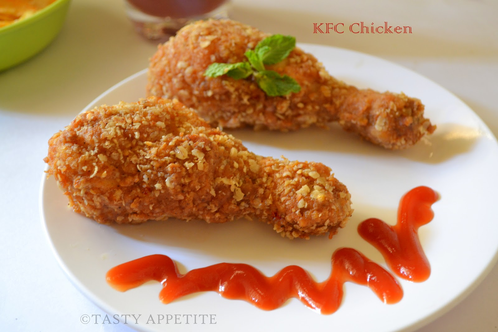 How to make KFC Chicken at home / Fried Chicken / Step by ...