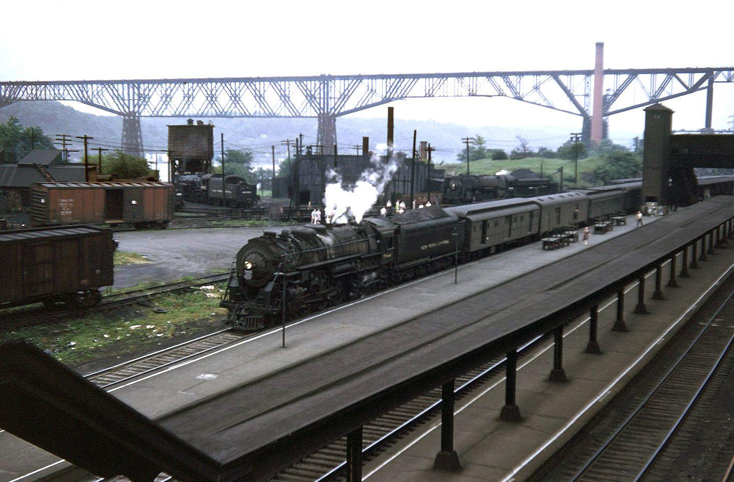 Train Travel From Nyc To Niagara Falls