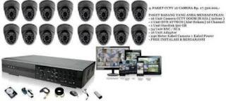 Pasang Camera CCTV Sukamantri Bekasi