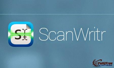 Android : ScanWritr PRO v2.5.4-docs,PDF scanner