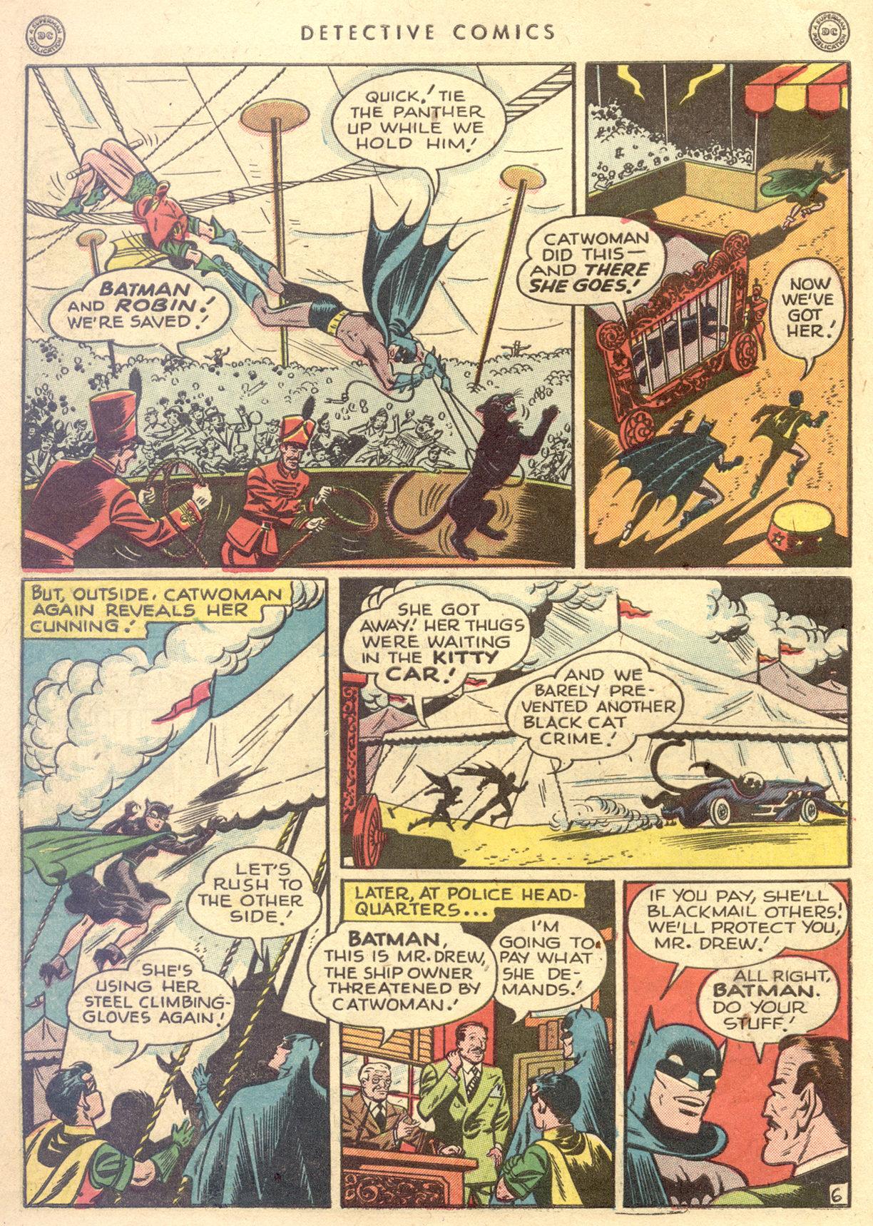 Read online Detective Comics (1937) comic -  Issue #122 - 8