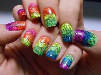 Best Ideas For Acrylic Nail Art Designs with Images