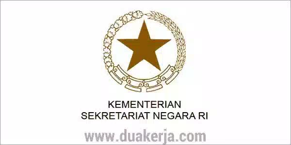 Rekrutmen Lowongan Kerja Kementerian Sekretariat Negara Tahun 2019