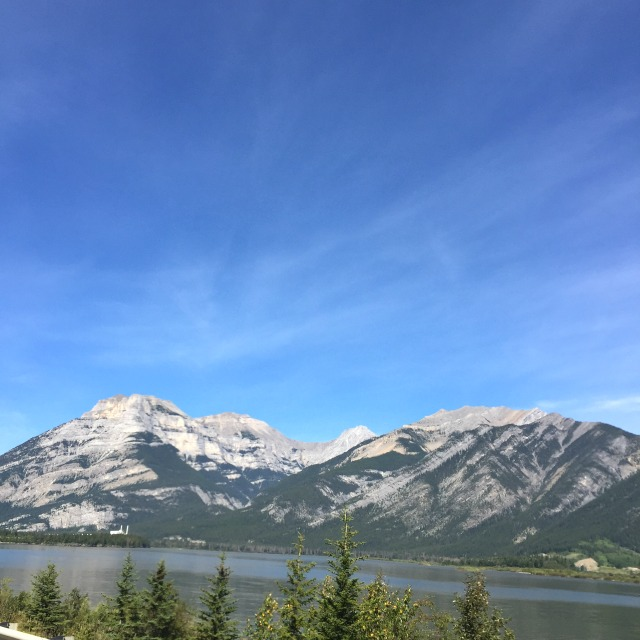 banff, national park, travel , travel blogger, published