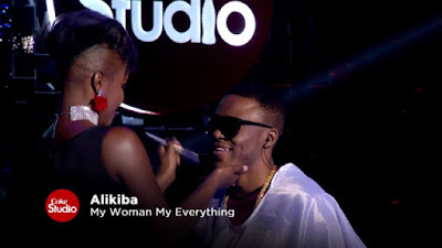 Alikiba - My Woman My Everything (Cover)
