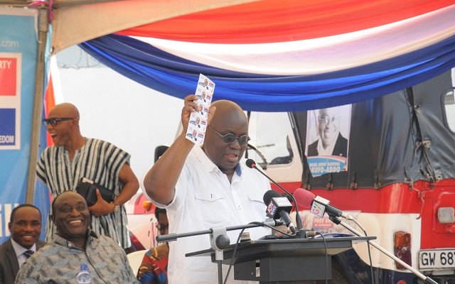 Donate for change – NPP 'begs' for cash for election