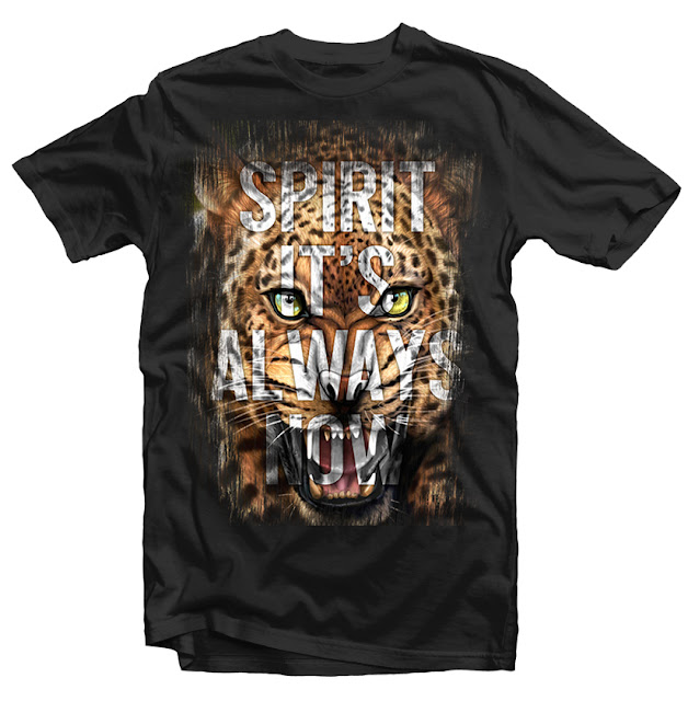 custom t shirts animal dtg design