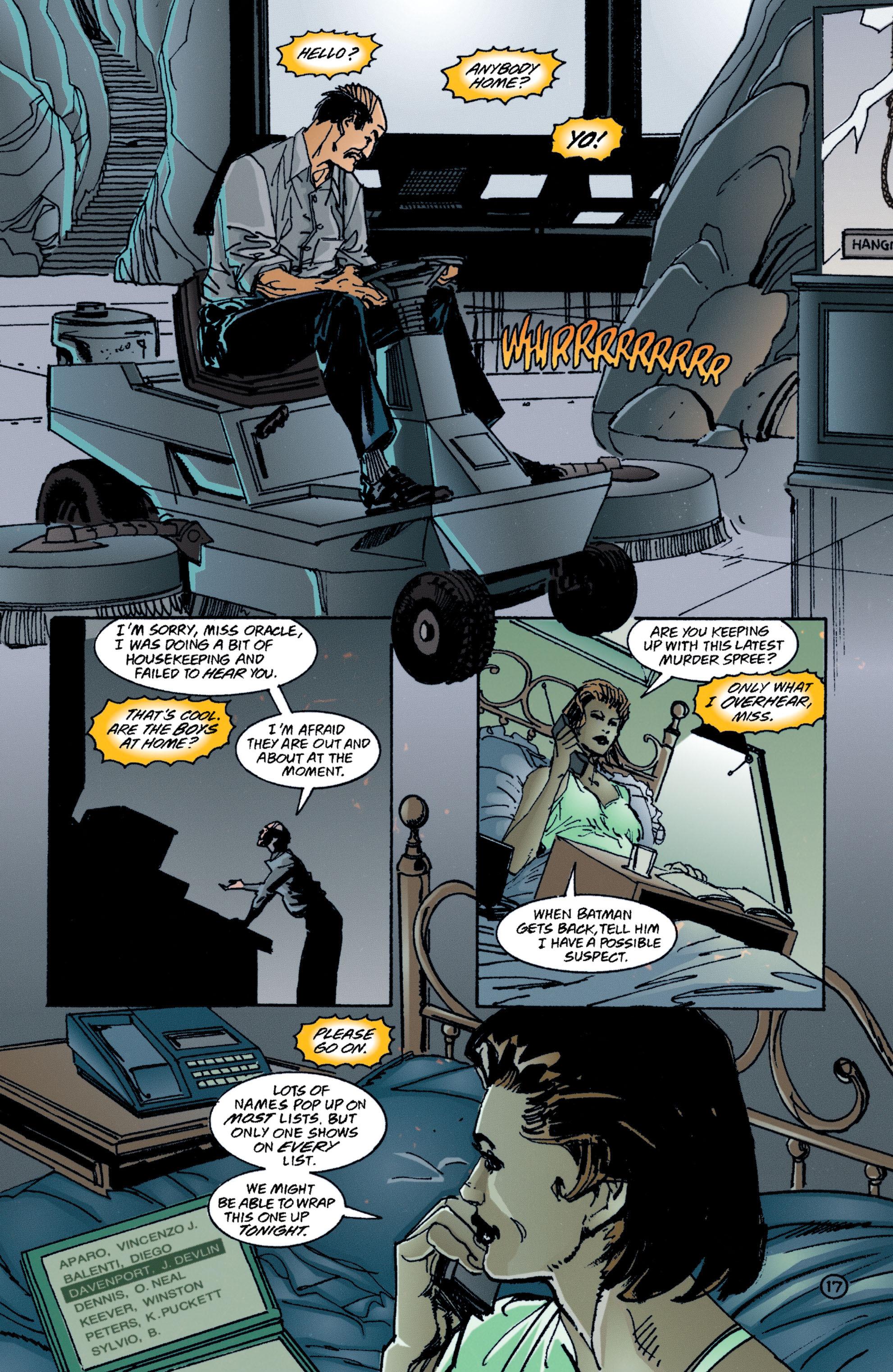 Detective Comics (1937) 709 Page 16