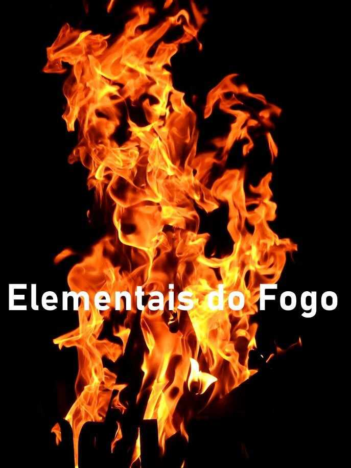 Elementais do Fogo