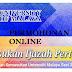 Permohonan Kemasukan Universiti Malaya Sesi 2018 Online