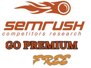 Semrush free premium