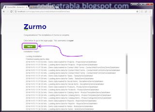 Install Zurmo CRM 3.1.5 on Windows with XAMPP PHP CRM tutorial 35