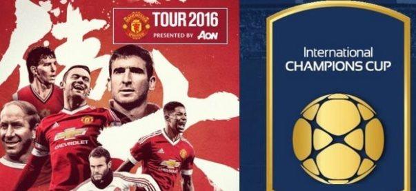 Jadwal Tur Pramusim Manchester United 2016