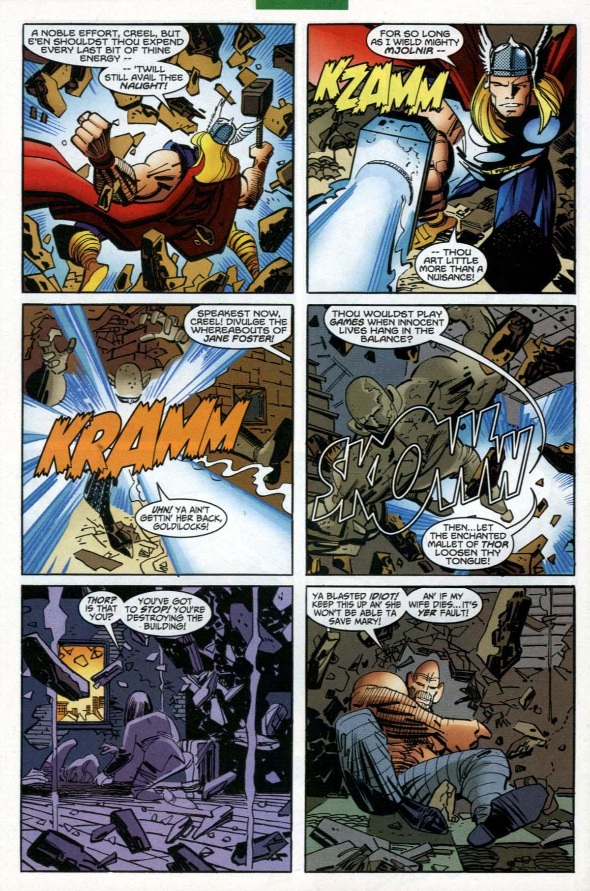 Thor (1998) Issue #27 #28 - English 19