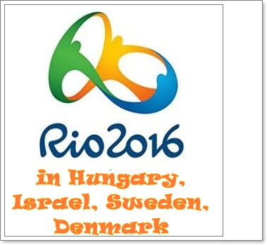 Watch PyeongChang 2018 Olympics in Hungary, Israel, Sweden, Denmark