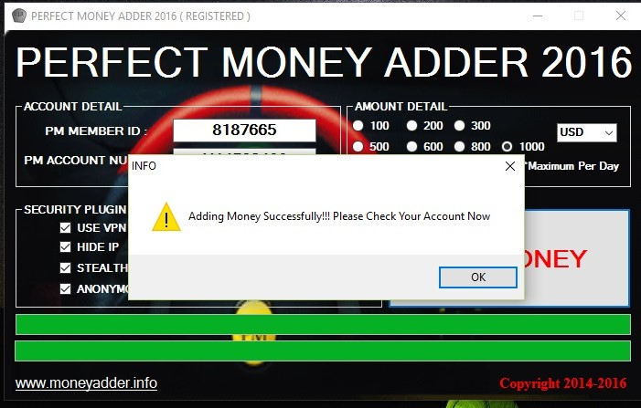 Bitcoin money adder 94fbr : Multiply your bitcoins playing