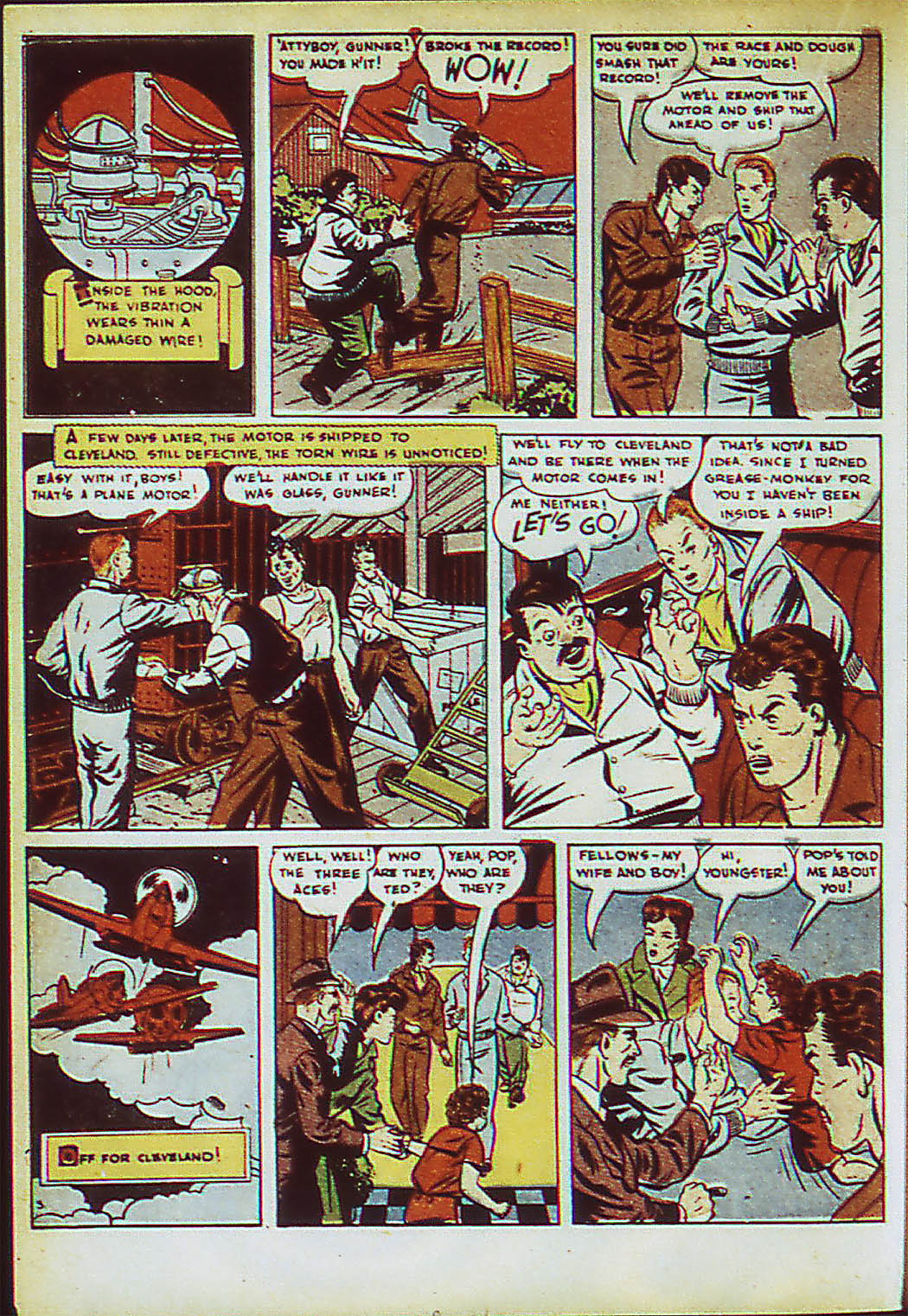 Read online Action Comics (1938) comic -  Issue #41 - 33
