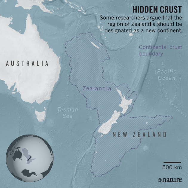 Zealandia: The eighth continent?