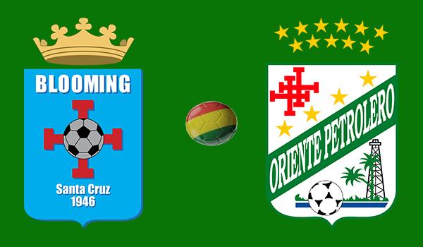 En vivo Blooming vs. Oriente Petrolero - Torneo Apertura 2018