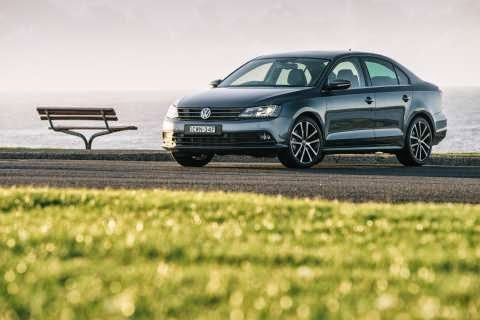 Volkswagen Jetta Highline stationary