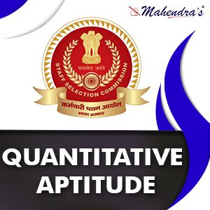SSC CPO : Quantitative Aptitude Quiz | 13- 01 - 19