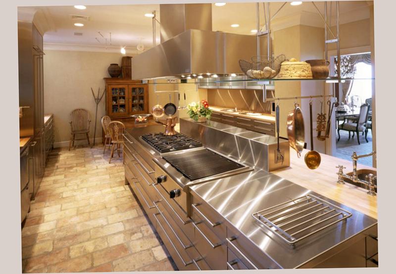 gourmet kitchen designs latest and best - ellecrafts