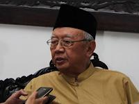 Gus Sholah: KH Hasyim Asy'ari akan Menangis Melihat NU Sekarang Ini