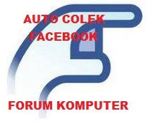 Cara membuat auto colek facebook 100% Work
